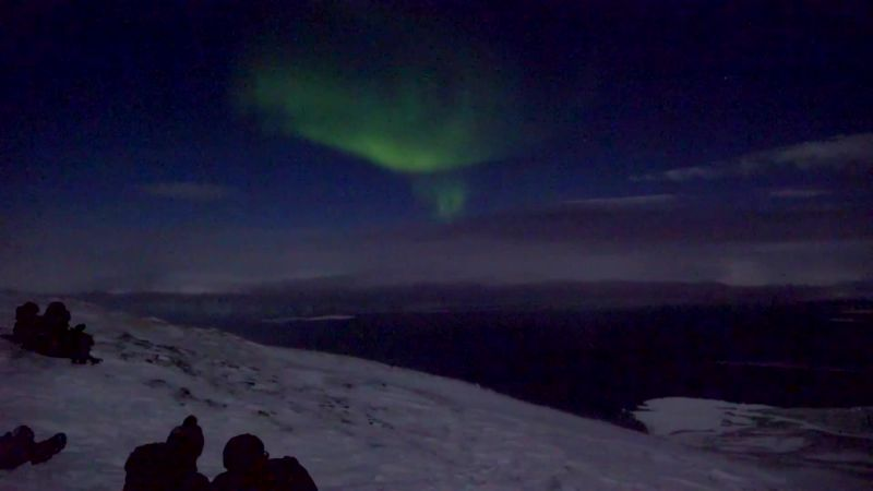 The Best Place in the World to See the Northern Lights