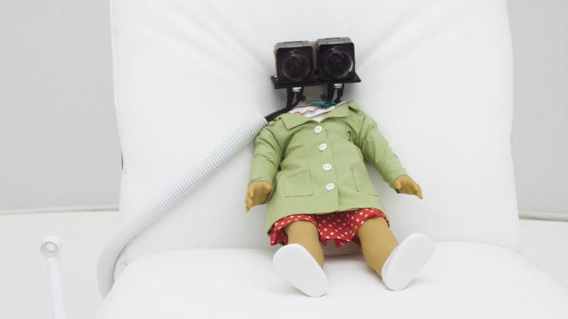 Tour David Byrne's Brain-Twisting New VR Experience