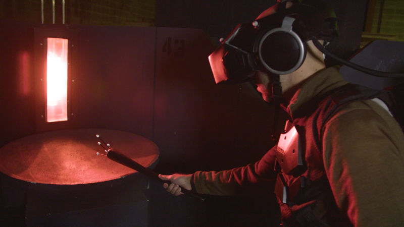Step Into the VOID, Where VR Merges With the Real World