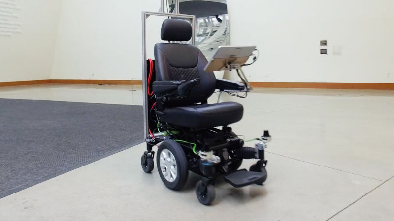 These Autonomous Wheelchairs Are the Future of Mobility