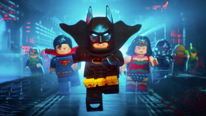 How They Animated 'The Lego Batman Movie'