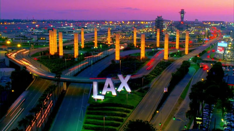 Inside LAX During the Most Ambitious Airport Move, Ever