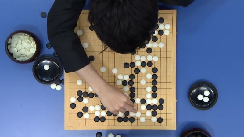 Google's AlphaGo Notches Another Win for AI