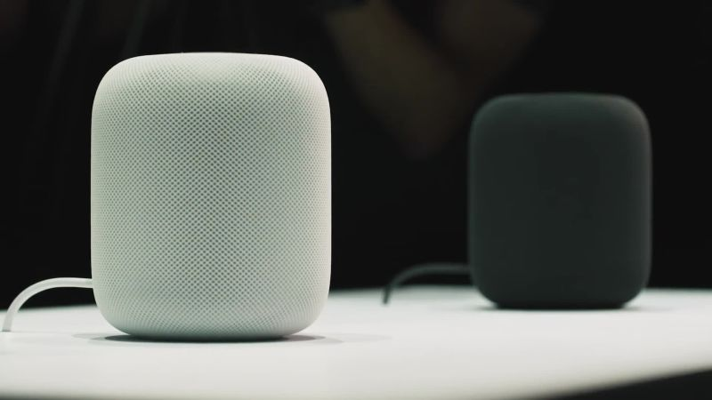 Meet HomePod, Apple's New Siri-Enabled Speaker