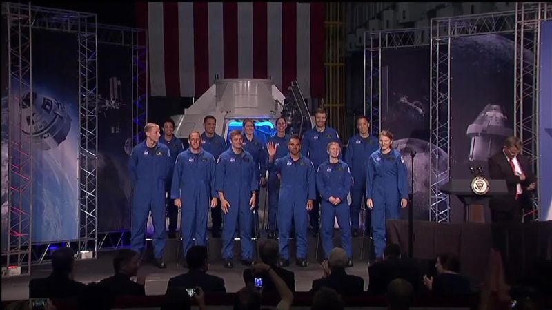 Meet 4 of NASA's Newest Astronaut Candidates