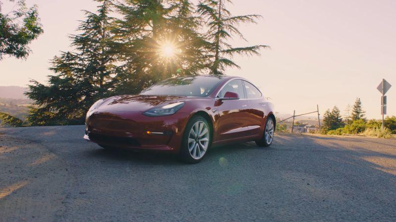 The Tesla Model 3 Is Finally Here. Sort Of.