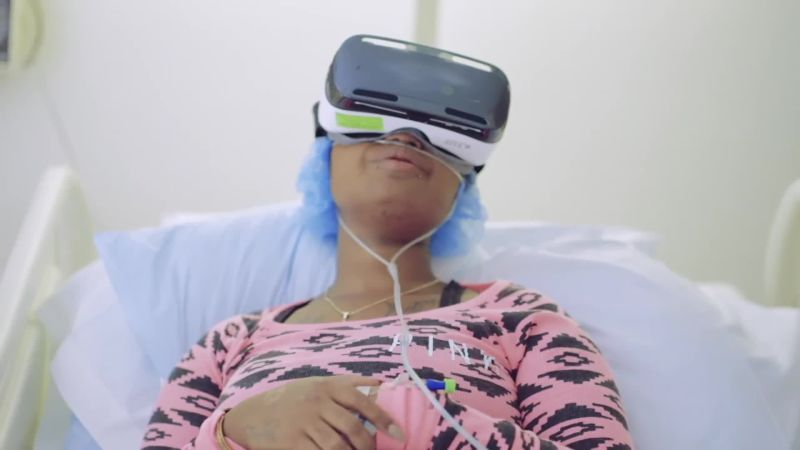 These Doctors Are Giving Real Pain The Virtual Treatment