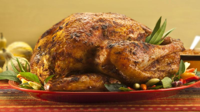 Thanksgiving Dinner: By the Numbers