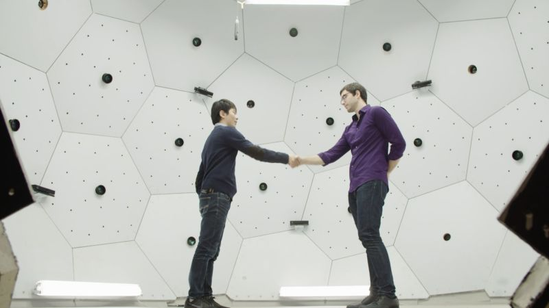 Go Inside The Dome That Could Give Robots Super Senses