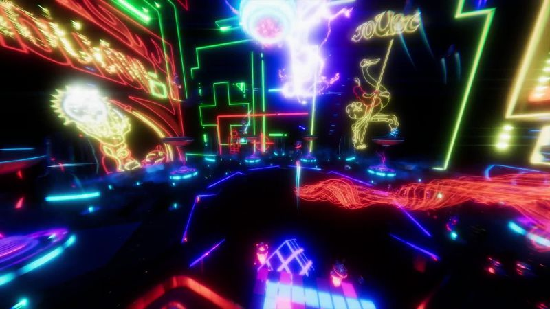 Fly Around Ready Player One's Nightclub—in the Privacy of Your Own VR Headset