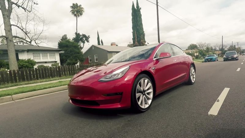 Tesla's Electric Model 3 Will Be a Great Everyday Car ... Some Day