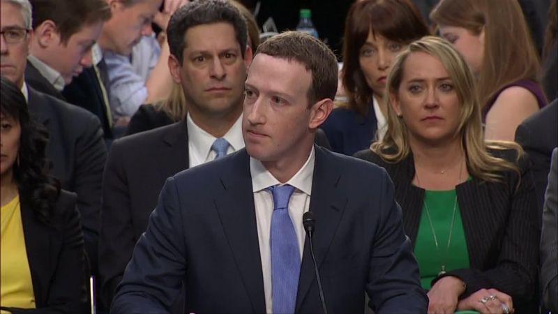 Zuckerberg Testimony Highlights: Opening Remarks