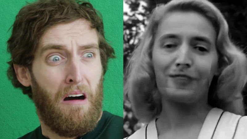 Thomas Middleditch Let an AI Steal His Face to Make a New Movie