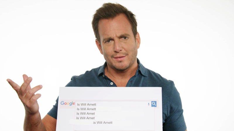 Will Arnett Answers the Web's Most Searched Questions