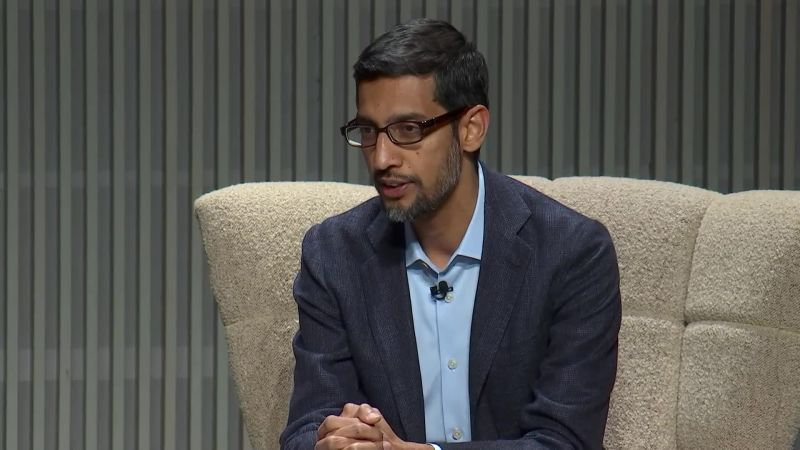 WIRED25: Google CEO Sundar Pichai on Doing Business in China, Working with the Military, and More