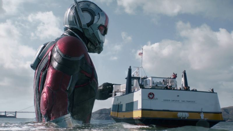 How Marvel Built the VFX in Ant-Man and the Wasp