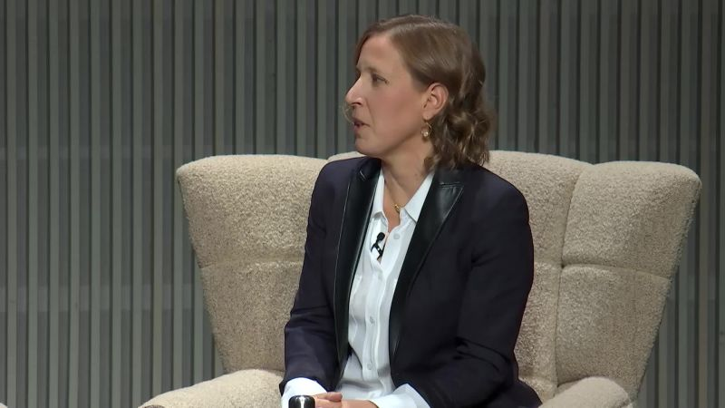WIRED25: CEO Susan Wojcicki On Making YouTube A Better Place