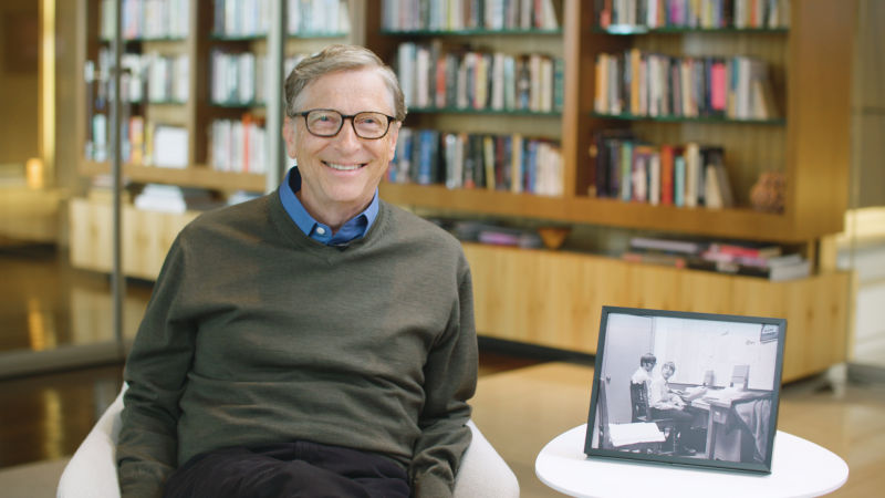 Bill Gates Talks About 6 Moments in His Life