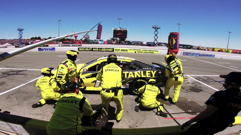 See the Gear NASCAR Teams Take On the Road