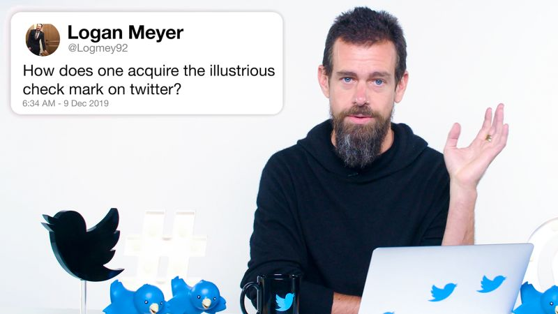 Twitter's Jack Dorsey Answers Twitter Questions From Twitter