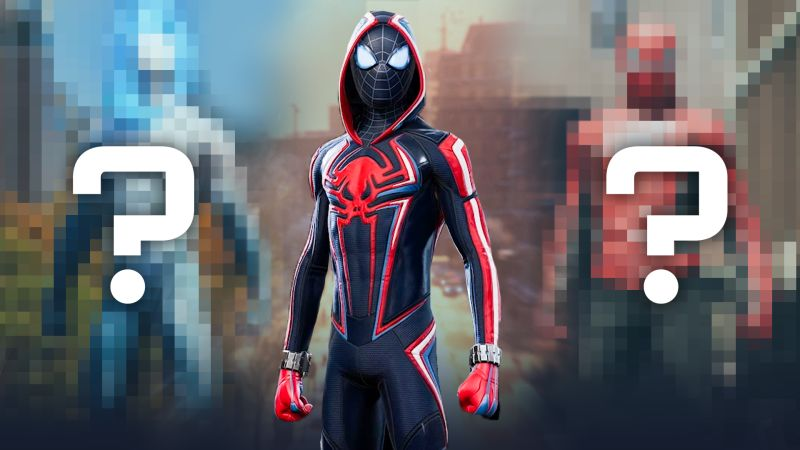 Every Spider-Man Suit From Marvel's Spider-Man: Miles Morales & Spider-Man Explained