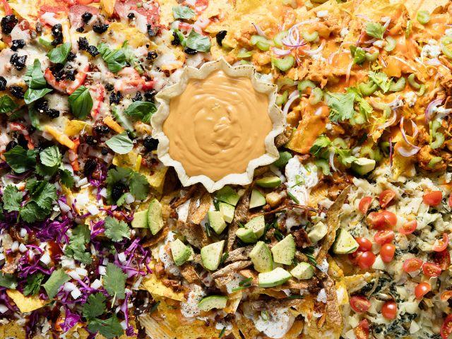 The Epic Bon Appétit-Epicurious 50 Ingredient Nacho Battle