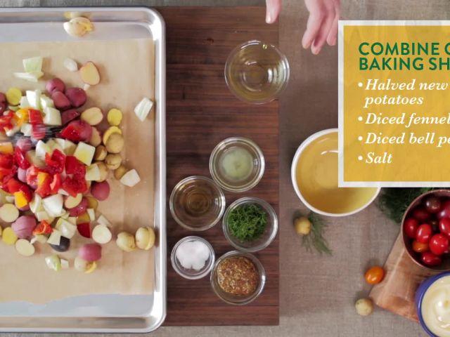 Best Foods: Loaded Baked Potato Salad