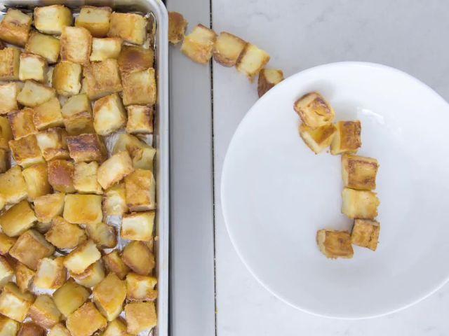 How to Make the Perfect Crispy Potatoes