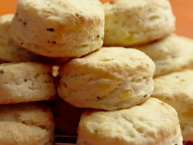 How to Make Loaded Baked-Potato Biscuits