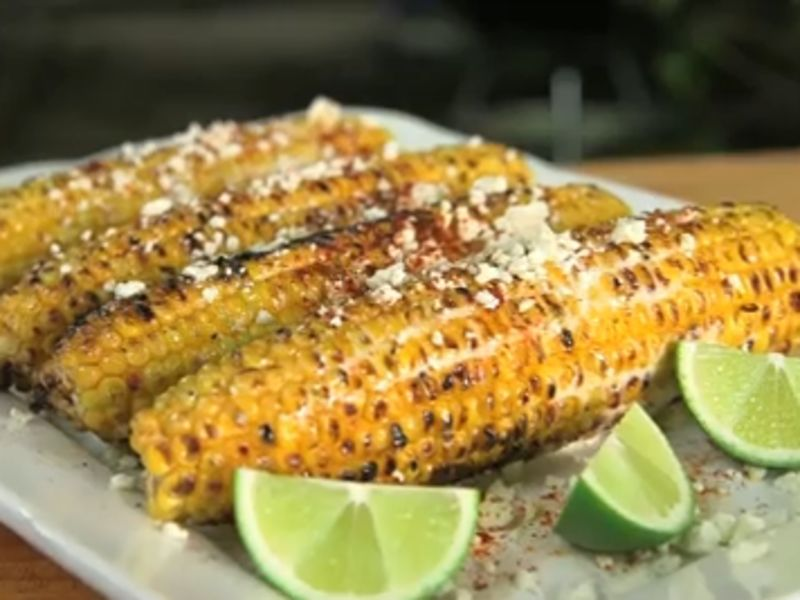 The BA Summer Grilling Manual: Corn