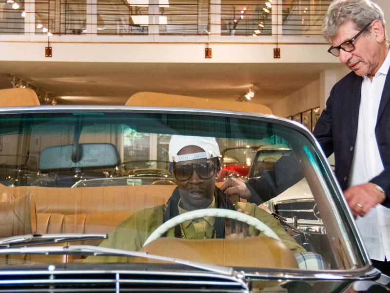 Shopping for a $2 Million Car with 2 Chainz