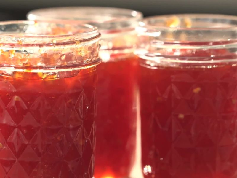Thanksgiving Manual: Pepper Jelly