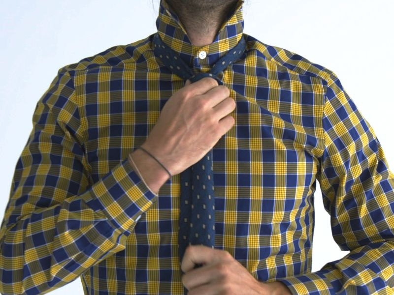 4 Killer Shirt-and-Tie Combos You Already Own