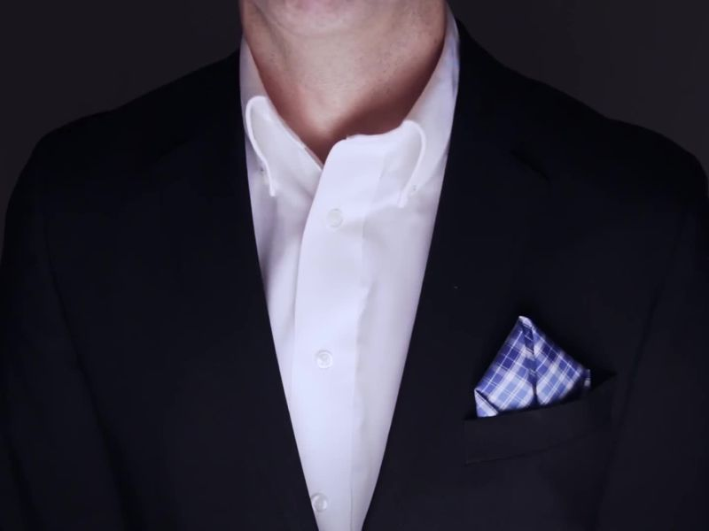 3 Ways to Up Your Pocket Square Game
