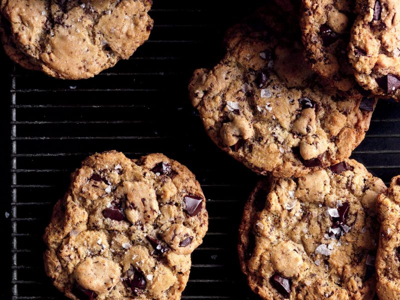 These Salty Chocolate Chunk Cookies Are Perfect