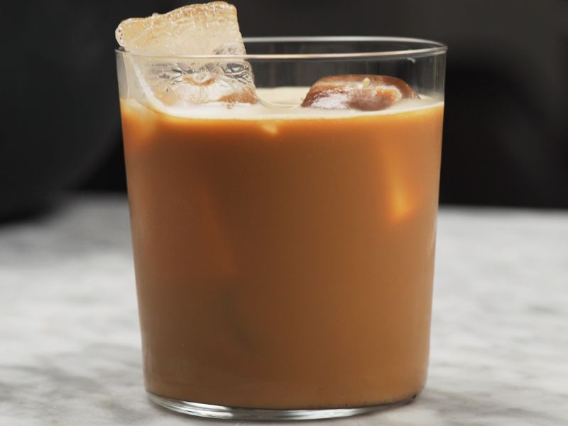 Vietnamese Iced Coffee Shakerato