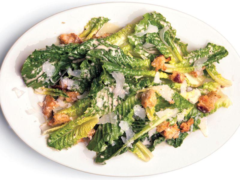 The Very Best Caesar Salad