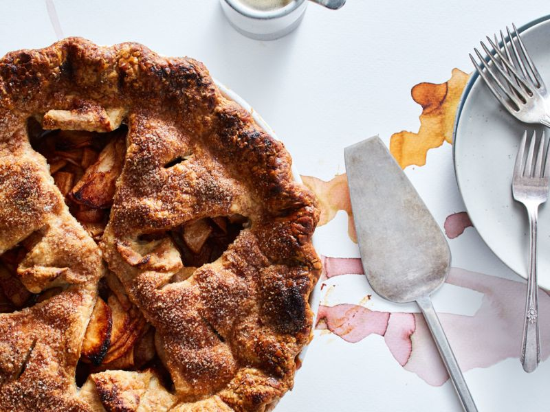 The Very Best Deep Dish Apple Pie