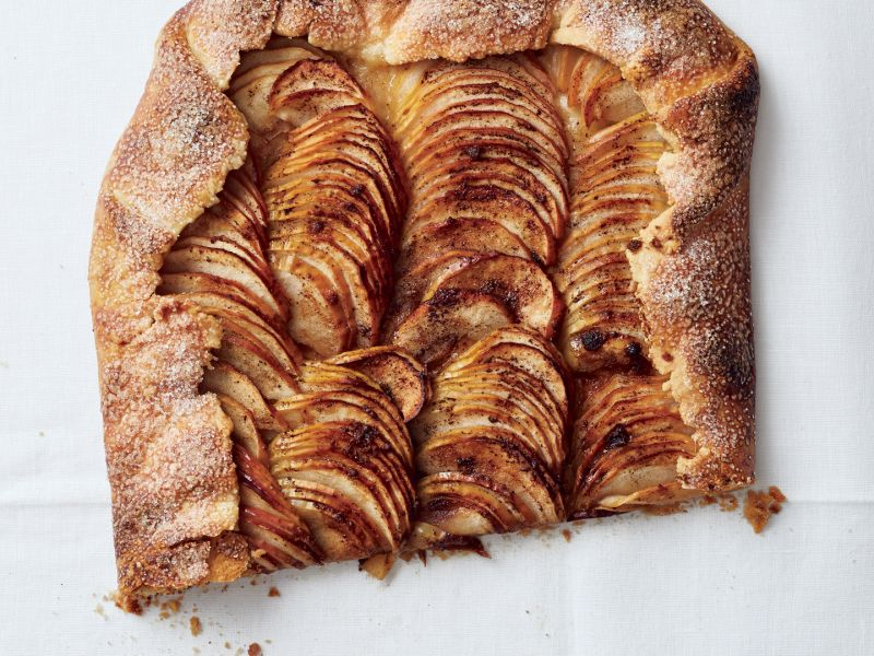 Your Perfect Fall Apple Galette
