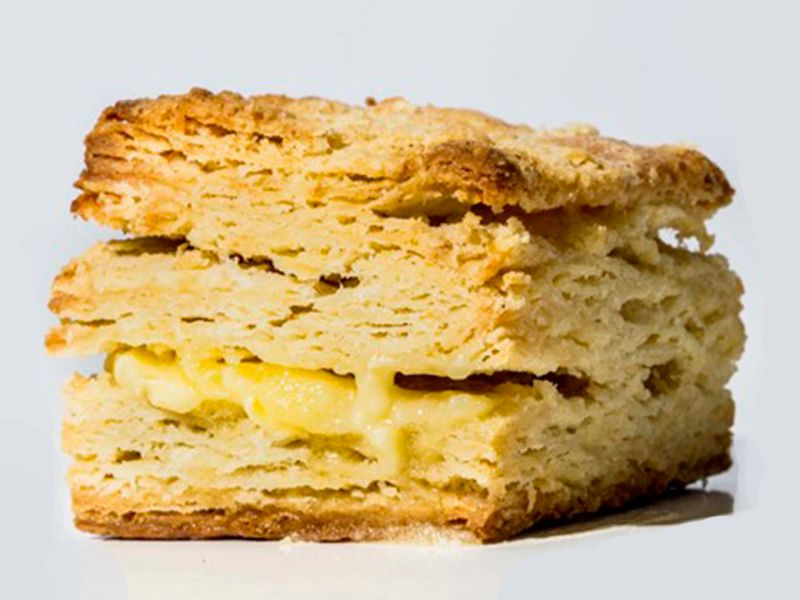 The Key to the Flakiest Buttermilk Biscuits