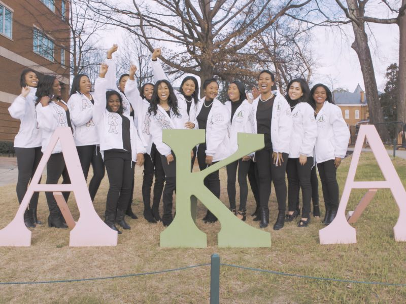 The Alpha Kappa Alpha Sorority on Sisterhood and Community | American Women