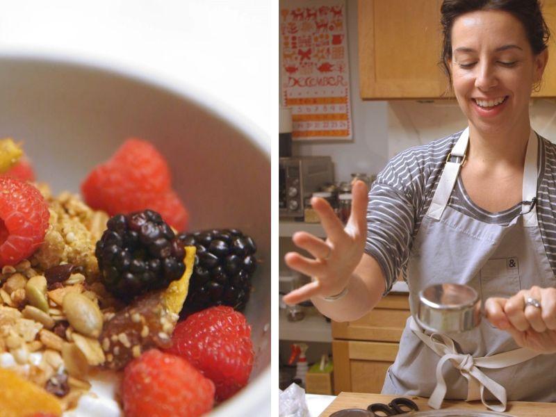 Nut-Free Granola | Bin It to Win It