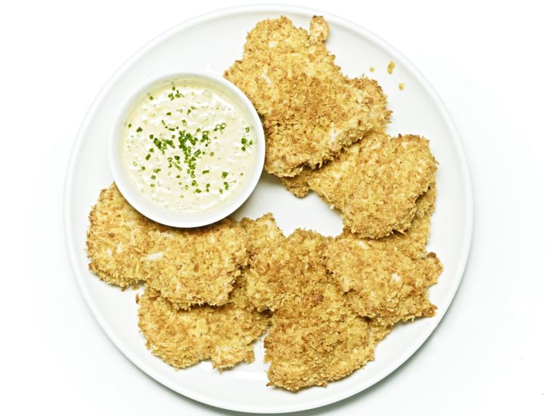 Magic Crispy Chicken