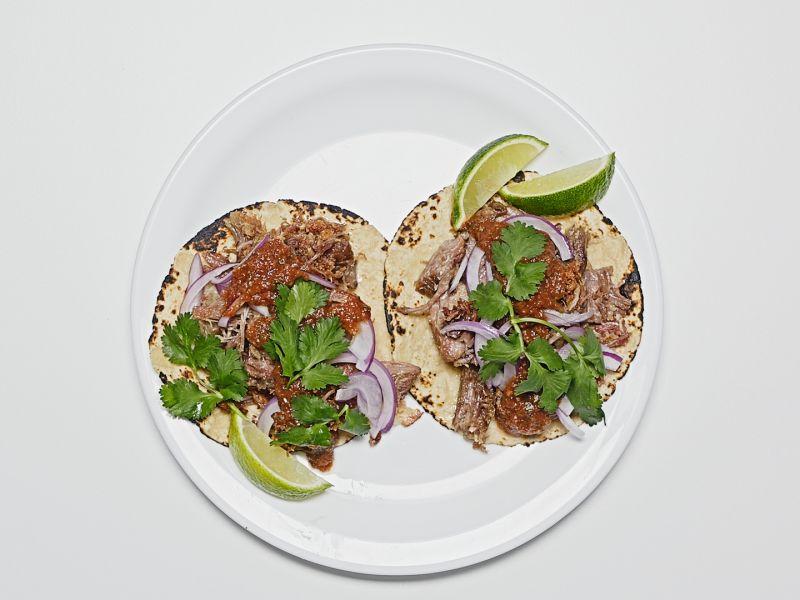 Carnitas with Chipotle Salsa