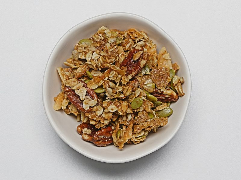 Cereal and Honey Granola