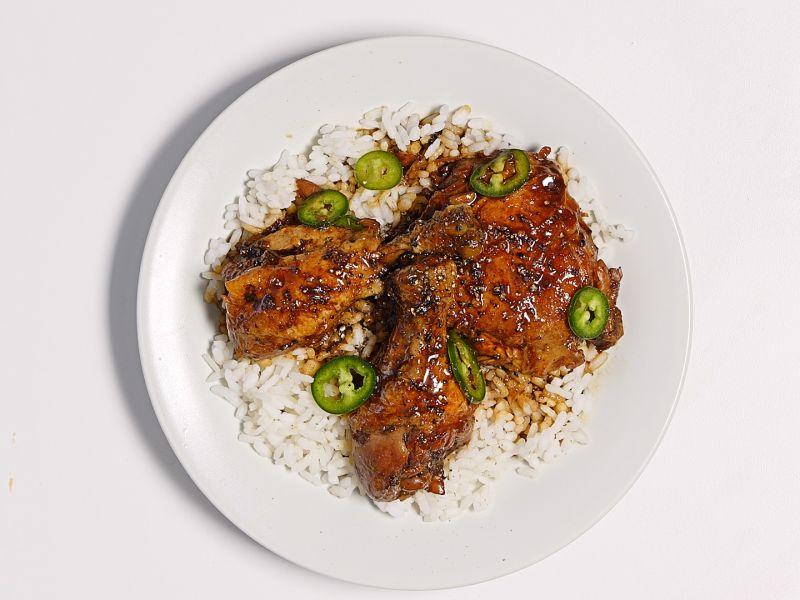 One-Pot Chicken Adobo