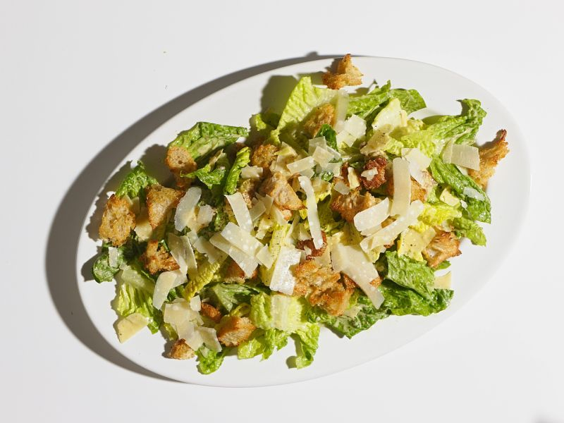Basically Caesar Salad