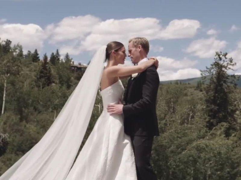 Emily DiDonato and Kyle Peterson Wedding