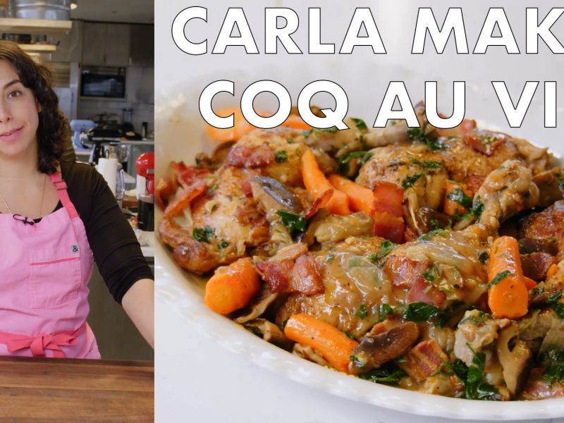 Instant Pot Essentials: Carla Makes Coq au Vin