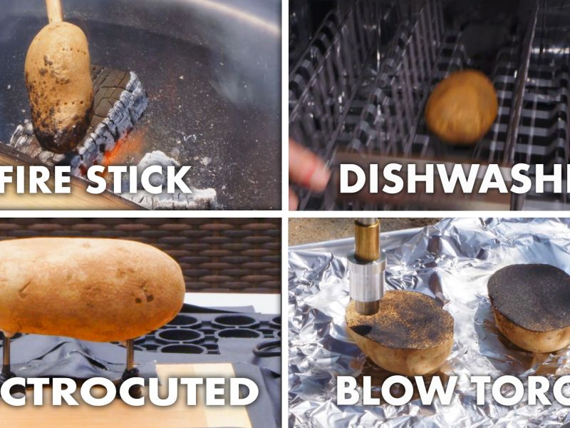 Every Way to Cook a Potato (63 Methods)